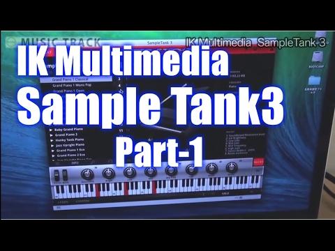 IK Multimedia SampleTank 3 Demo & Review #1 [English Captions]