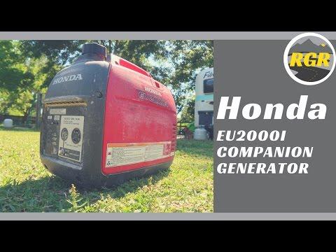 Honda 2000i Generator | Product Review | Quiet Generator for Full Time RV Life