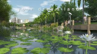 El Lago - BSD City Indonesia - Produced 2009