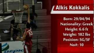 Alkis Kokkalis-mix