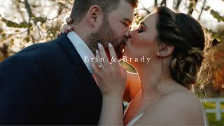From Tailgating to Marriage ❤️ || Hope Glen Farm Wedding Video || Cottage Grove, MN