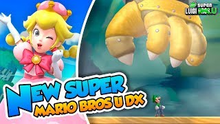 ¡Ya vamos Peach! | 15 | New Super Mario Bros. U Deluxe (New Super Luigi U)