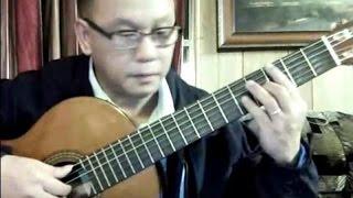 Bài Thánh Ca Buồn (Nguyễn Vũ) - Guitar Cover by Bao Hoang
