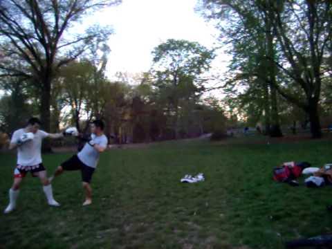 Manhattan Muay Thai - 4/29