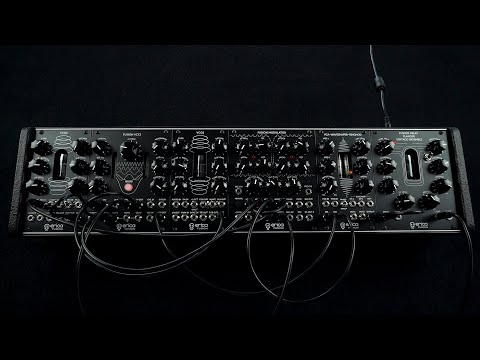 Erica Synths Fusion System II sound demo