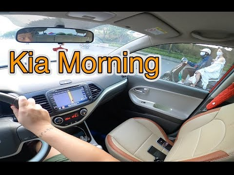 Thaco Kia Morning - Giờ Không Bị Nhầm Là Taxi Nữa Rồi | POV Test Drive