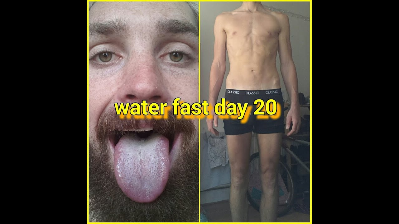 3 Day Water Fast Results