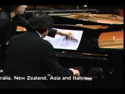 Sunwook Kim - Wagner : Tannhäuser Overture (transcribed for 8 hands)