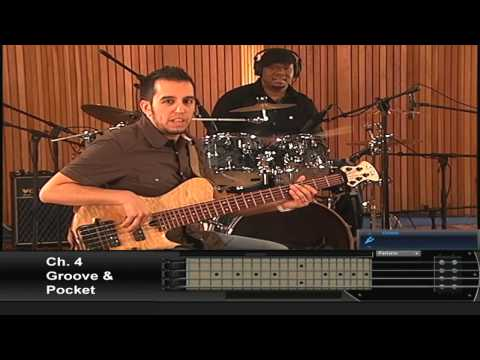 Learn Bass Guitar Gospel And Urban - Groove And Pocket: Visit GospelBass.com To Purchase!