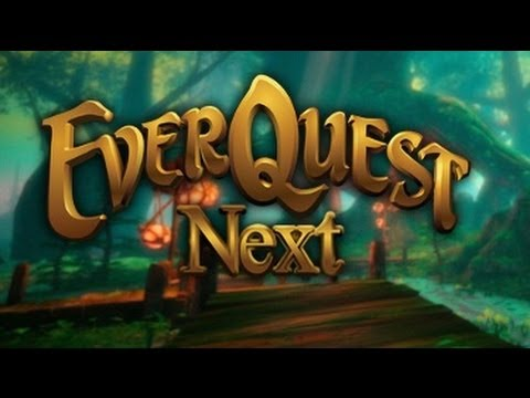 EverQuest:Next – Gameplay Trailer: Above and below ground battles