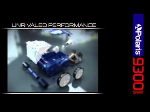 Robot polaris 9300 limpiador autom tico y el ctrico para piscinas youtube - Limpiador de piscinas automatico ...