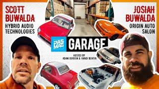 PASMAG Garage: Hybrid Audio Technologies / Origin Auto Salon