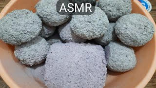 Concrete Mix Powder Crumbles.. Very Dusty, Very Relaxing and very Satisfying ASMR 😍Enjoy 🥰