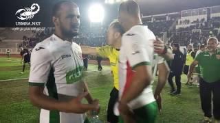 كاس الجزائر: اتحاد بلعباس 0-0 اتحاد الجزائر (5-4 ض.ج): كواليس اللقاء من داخل الملعب