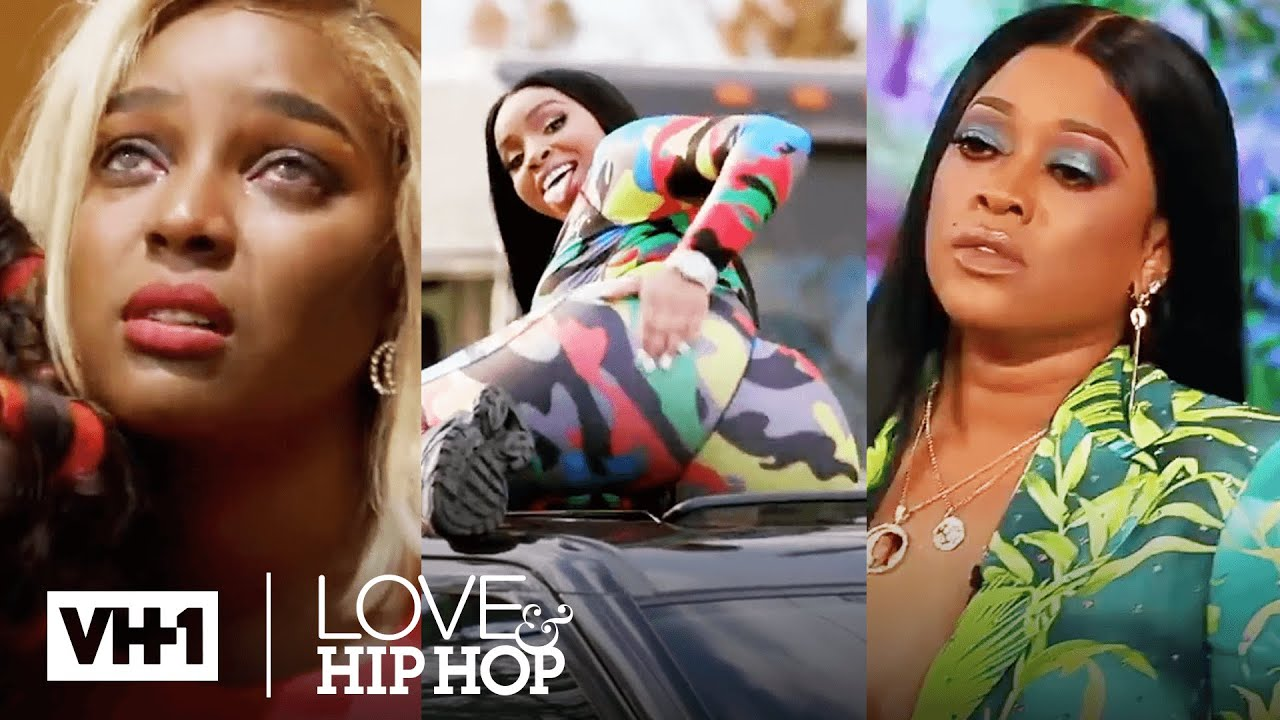Top 10 Most Watched Love Hip Hop Videos In 2020 Youtube