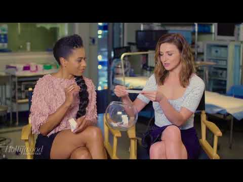 Grey's Anatomy cast answer  questions