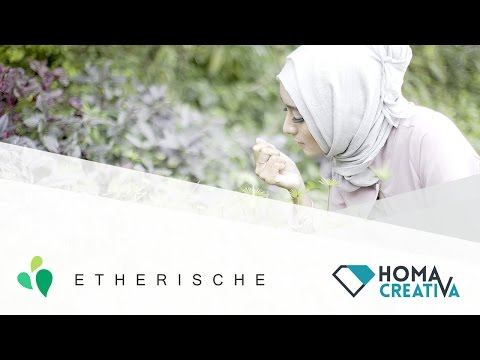 Corporate Video for Etherische - The Perfumer Video Campaign