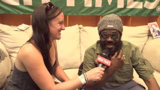"5 Questions with Aston ""Family Man"" Barrett at the 2014 HIGH TIMES Seattle US Cannabis Cup"