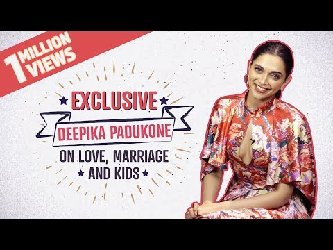 Deepika Padukone REVEALS all about life with Ranveer Singh after marriage | Deepveer| Pinkvilla