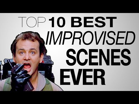 Top 10 Improvised Scenes in Movie History
