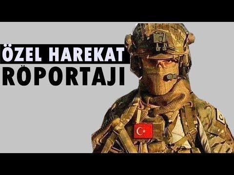 Jandarma Özel Harekat Askeriyle Röportaj