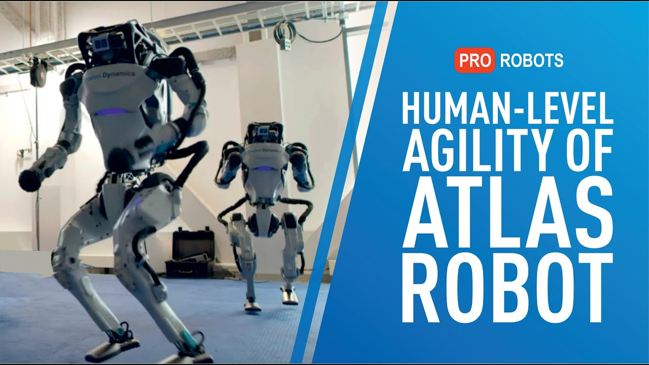 How Boston Dynamics created the Atlas Robot