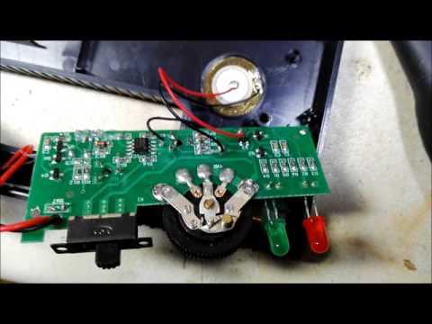 The £6 DIY metal detector pinpointer