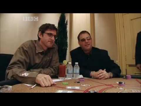 Louis Theroux plays Baccarat - Gambling in Las Vegas - BBC
