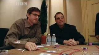 Louis Theroux plays Baccarat - Gambling in Las Vegas - BBC