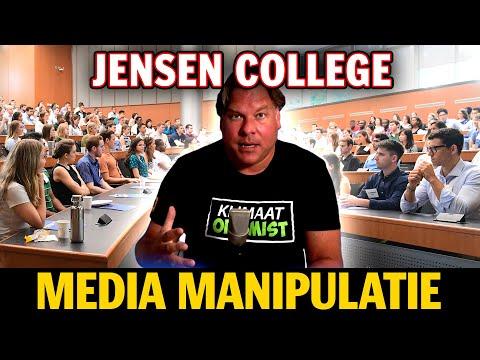 JENSEN COLLEGE: MEDIA MANIPULATIE - DE JENSEN SHOW #117