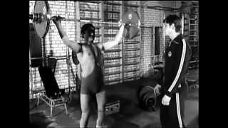 [Фильм 3] Тяжелая Атлетика, СССР фильм, обучение