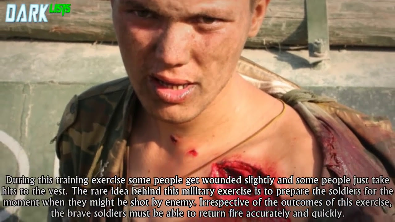The 5 Hardest Military Training Exercises In The World  Amazed 5s 03:28 HD