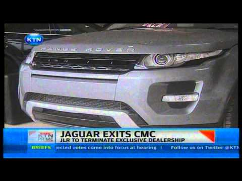 Jaguar exits CMC Motors partnership in Kenya
