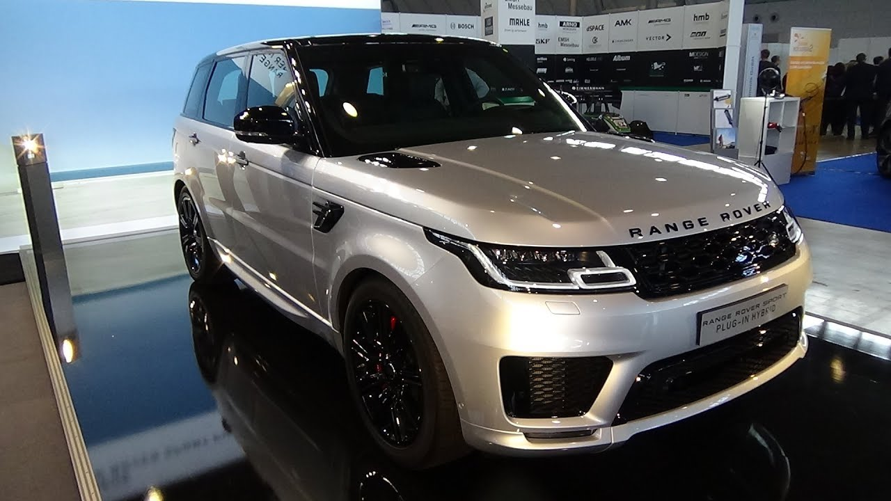 2018 range rover sport p400e autobiography exterior and interior i mobility stuttgart 2018. Black Bedroom Furniture Sets. Home Design Ideas