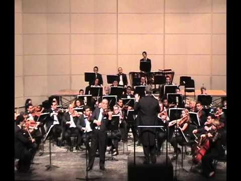 Mendelssohn Violin Concerto Soloist Hassan Sharara