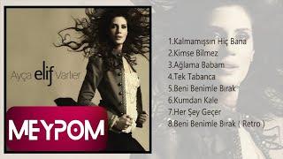 Ayça Varlıer - Beni Benimle Bırak (Retro) (Official Audio)