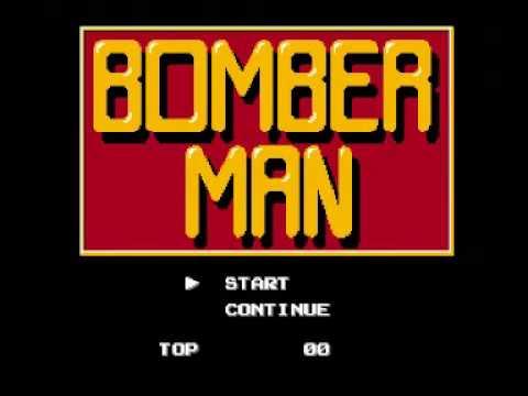 Bomberman (NES) Music - Stage Theme