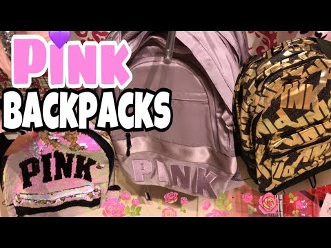 Victoria S Secret Pink Backpacks 2018 Vs Back To School Ping