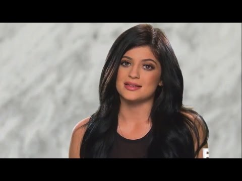 Kylie Jenner Admits She Has Lip Fillers