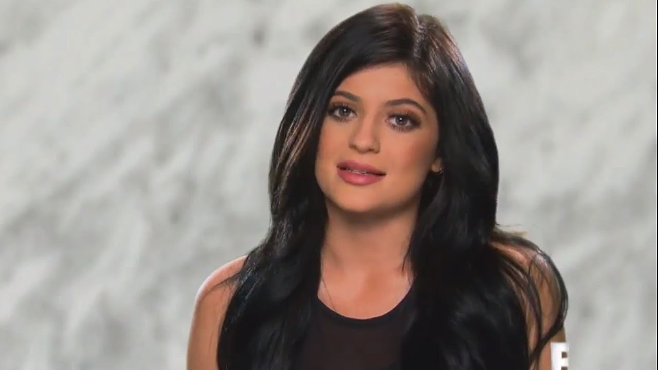 Kylie Jenner Admits To Getting Temporary LipFillers
