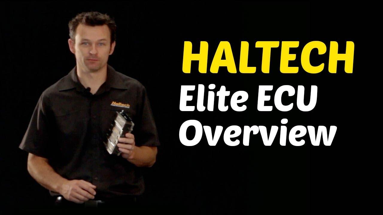Haltech Elite Series — ultimate sport tuning