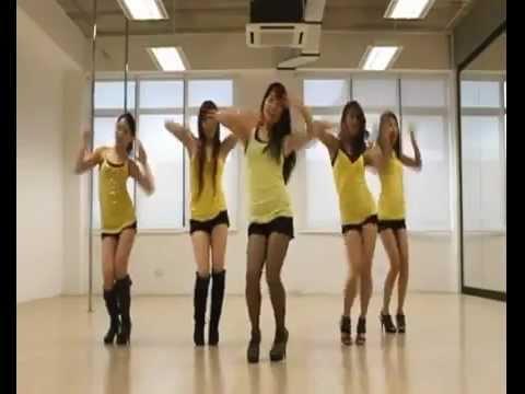 SNSD - Mr. Taxi dance chế của các girl xinh