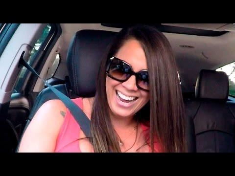Mira quién canta: Melissa kLug contó y cantó de todo en el auto de Galdós