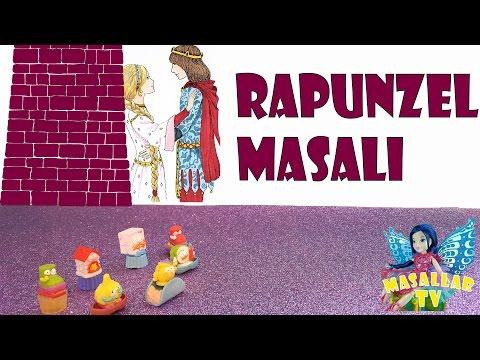 Rapunzel Çizgi Film Türkçe Masal Dinle
