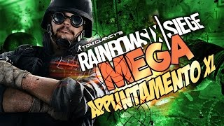 Rainbow Six Siege : Mega Appuntamento XL Ranked | Platino