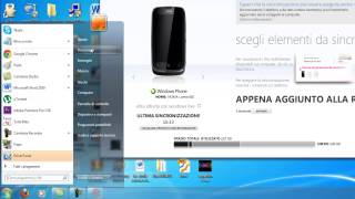 Scambiare file tra Nokia Lumia e PC (Zune)(, 2013-07-22T15:05:44.000Z)