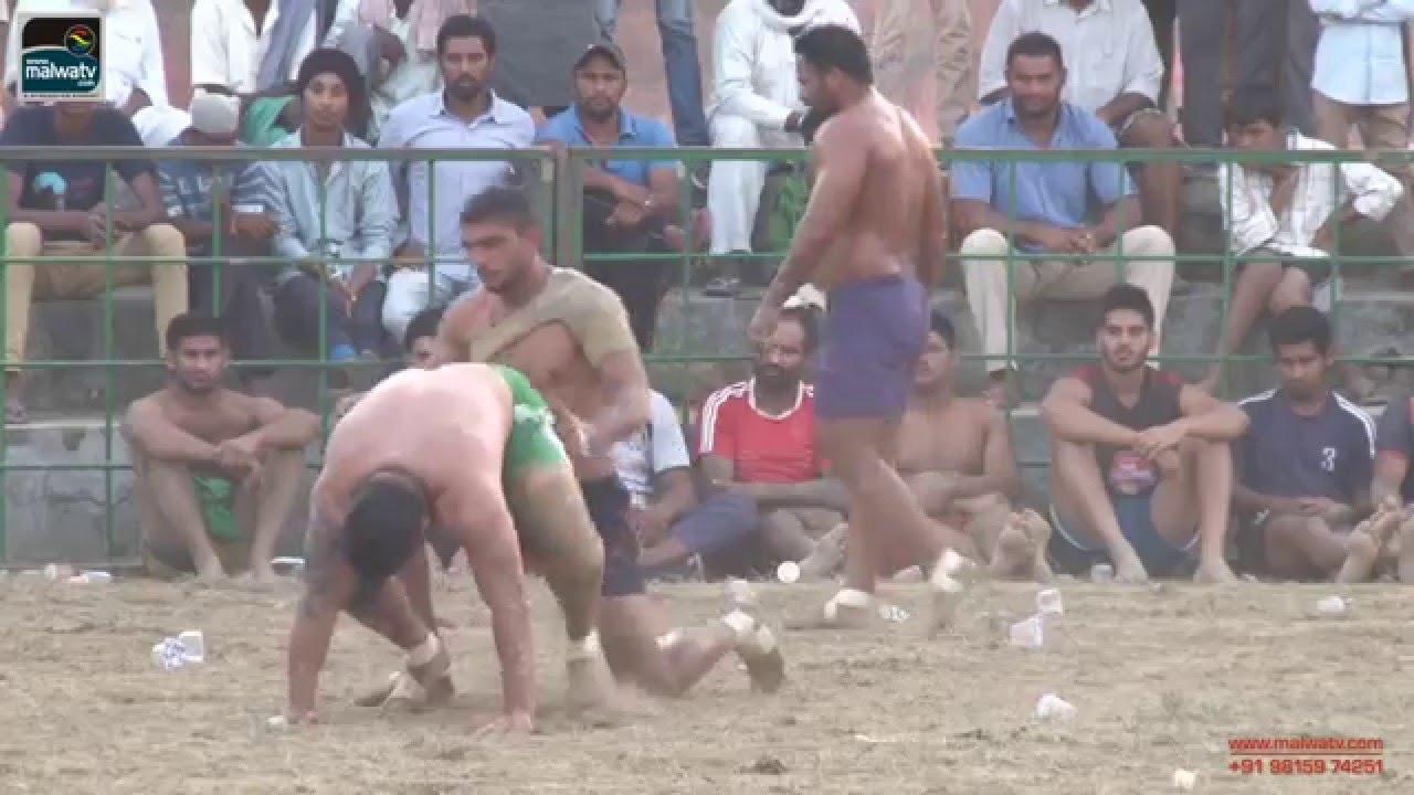KUKRAN WALA (Amritsar) Kabaddi Tournament - 2014 || HD || Part 2nd.