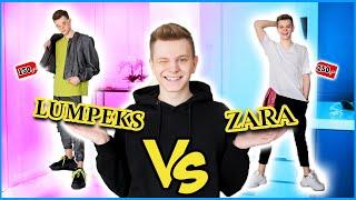 LUMPEKS VS ZARA  *150zł* | Dominik Rupiński