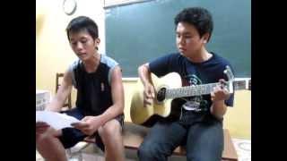 My lady (Acoustic cover) _ Dz ft Quân