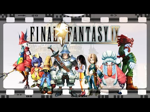 Final Fantasy IX HD (Game Movie) Full Story Supercut+Timestamps - Part 2/2